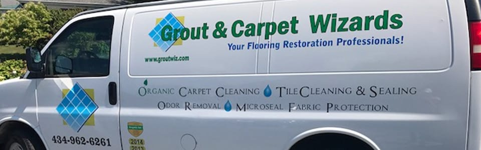 Grout & Carpet Wizards Inc Van